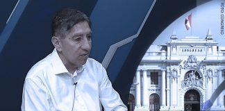 Avelino Guillén - Poder Legislativo (Foto: Congreso)