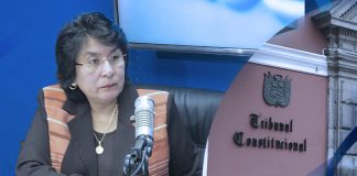 Marianella Ledesma - Tribunal Constitucional - Ideeleradio