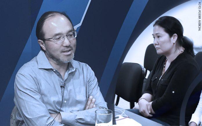 Martín Tanaka - Keiko Fujimori - Ideeleradio