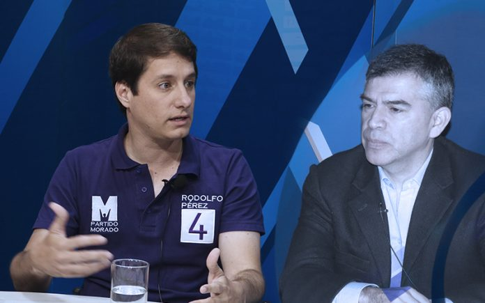 Rodolfo Pérez -Julio Guzmán - Ideeleradio