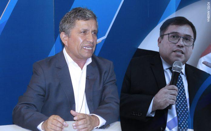 Carlos Rivera - Daniel Soria Luján (Foto: Andina)