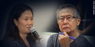 Keiko Fujimori - Alberto Fujimori (Foto: Poder Judicial)