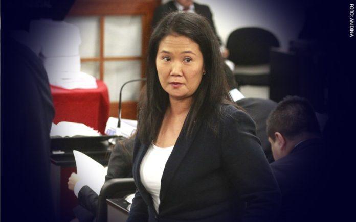 Keiko Fujimori - (Foto: Ideeleradio)