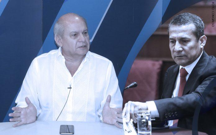 Pedro Cateriano - Ollanta Humala (Foto: Congreso)