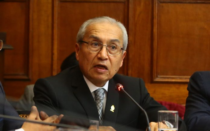 Pedro Chávarry (Foto: Congreso)