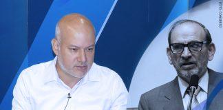 Sergio Tejada - Yehude Simon (Foto: Congreso)