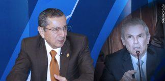 Victor Cubas - Luis Castañeda (Foto: Congreso)