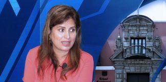 Carmen Omonte - Tribunal Constitucional (Foto: TC)