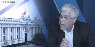 Gino Costa - Parlamento (Foto: Congreso)