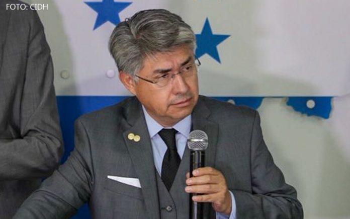 Joel Hernández (Foto: CIDH Facebook)
