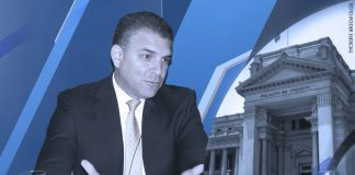 Rafael Vela - Palacio de Justicia (Foto: Poder Judicial)