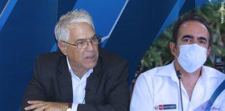 Gino Costa - Gastón Rodríguez (Foto: Andina)