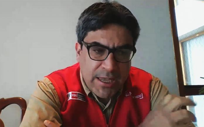 Martín Benavides - Ideeleradio