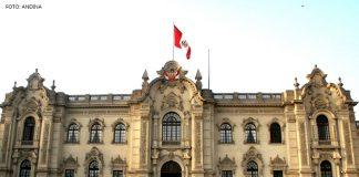 Palacio de Gobierno (Foto: Andina)