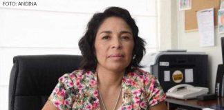 Patricia Balbuena (Foto: Andina)