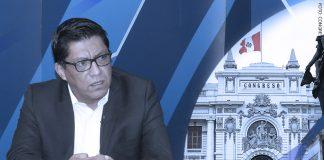 Vicente Zeballos - Congreso (Foto: Parlamento)