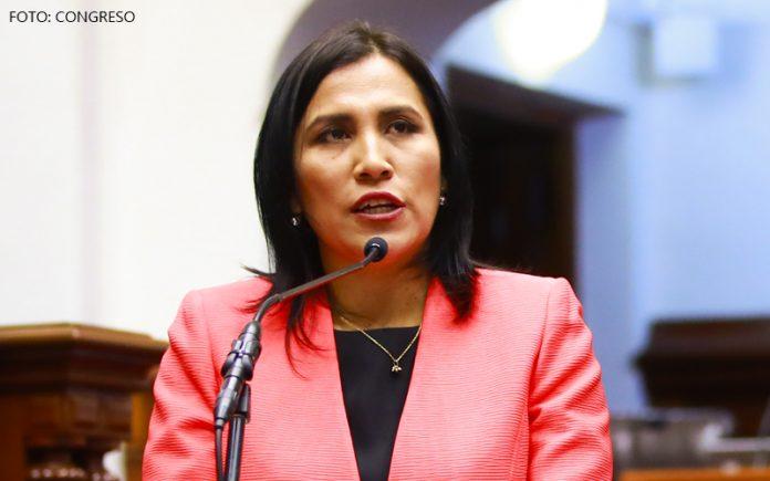 Flor Pablo (Foto-Congreso)