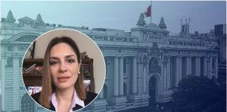 Mávila Huertas - Sede del Congreso (Foto-Parlamento)