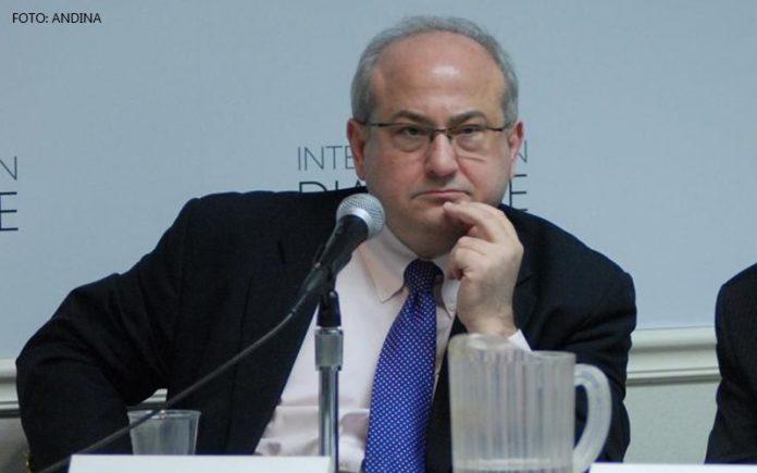 Michael Shifter (Foto: Andina)