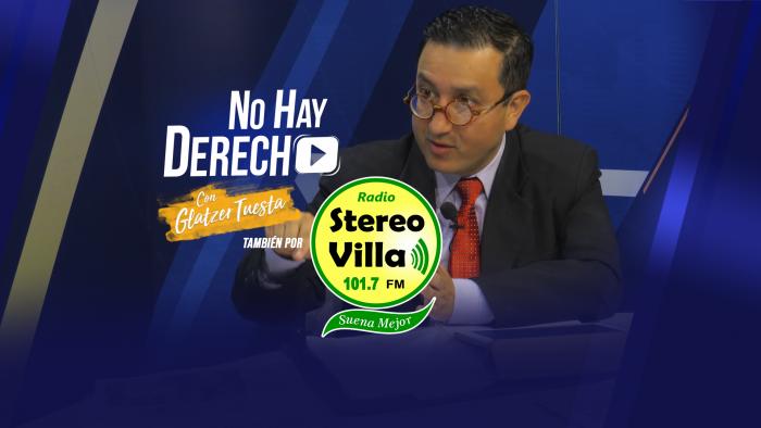No Hay Derecho - Ideeleradio - Radio Stereo Villa (1)