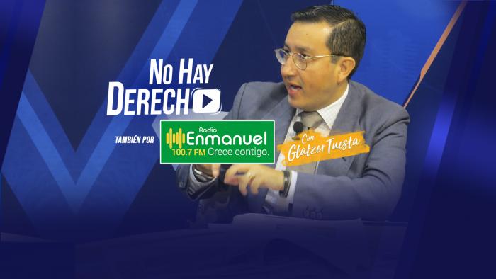 No Hay Derecho - Ideeleradio - Radio Stereo Villa