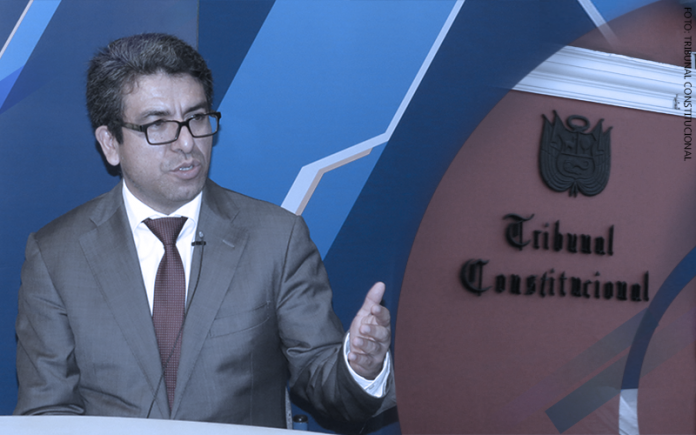 Pedro Grández - Tribunal Constitucional (Foto-TC)