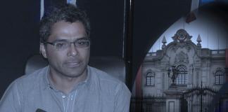 Sandro Venturo - Palacio de Gobierno - Ideeleradio