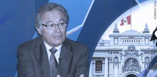 Walter Albán - Congreso (Foto: Parlamento)