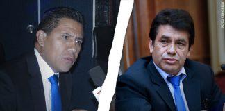 Amado Enco - Tomás Gálvez (Foto: Congreso)