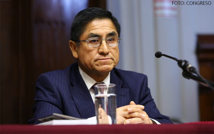 César Hinostroza - (Foto: Congreso)