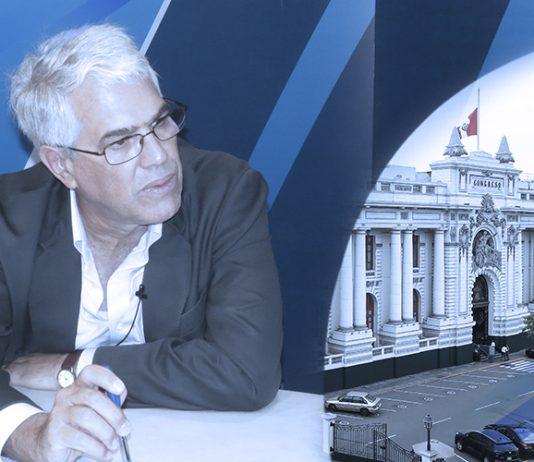 Gino Costa - Congreso (Foto: Parlamento)