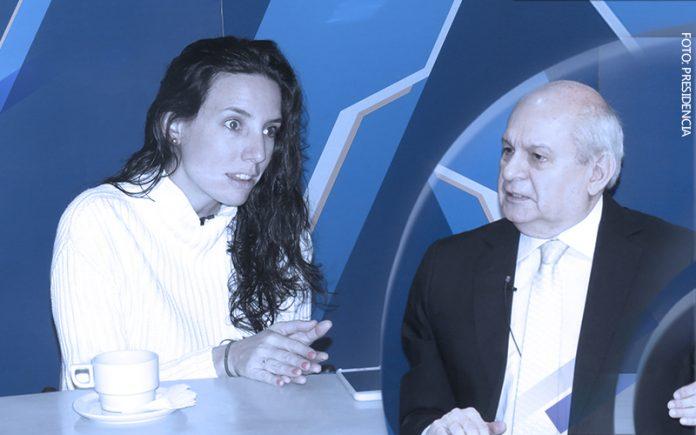 María Alejandra Campos - Pedro Cateriano - Ideeleradio