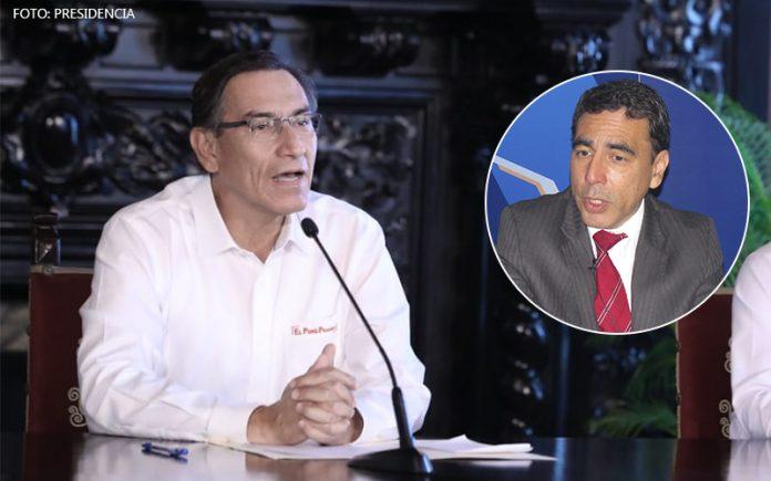 Martín Vizcarra (Foto: Presidencia) - Omar Cairo