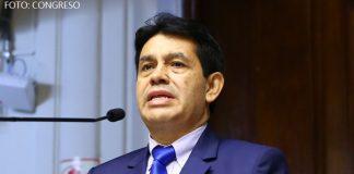 Tomás Gálvez (Foto: Congreso)