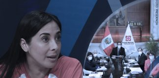 Alexandra Ames - Acuerdo Nacional (Foto: Presidencia)