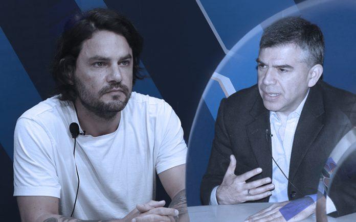 Daniel Olivares - Julio Guzmán - Ideeleradio