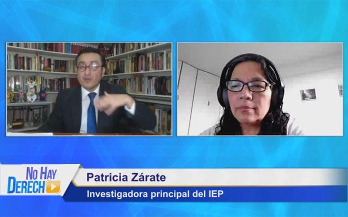 Patricia Zárate - Instituto de Estudios Peruanos