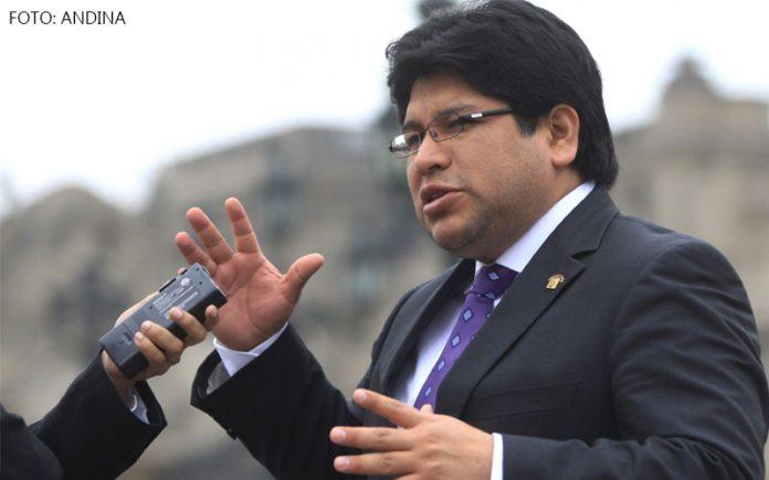 Rennán Espinoza -(Foto: Andina)