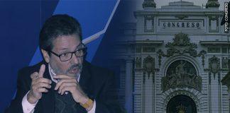 Antonio Maldonado - Parlamento (Foto: Congreso)