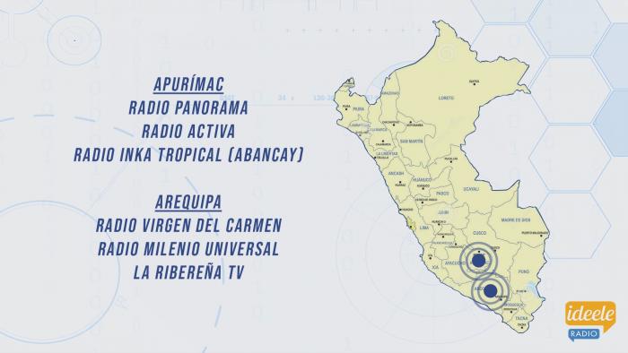 Ideeleradio - Apurímac - Arequipa - NHD