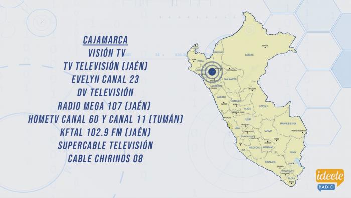 Ideeleradio - Cajamarca - NHD