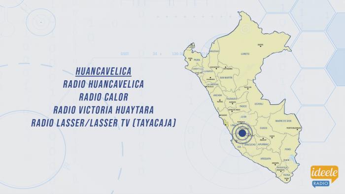 Ideeleradio - Huancavelica - NHD