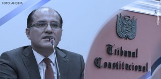 Luis Huerta (Foto: Andina) - Tribunal Constitucional