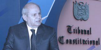 Pedro Cateriano - Tribunal Constitucional - Ideeleradio