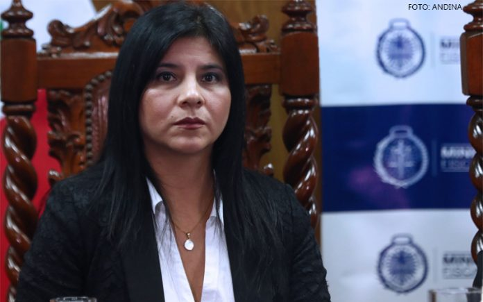 Silvana Carrión - Foto: Andina