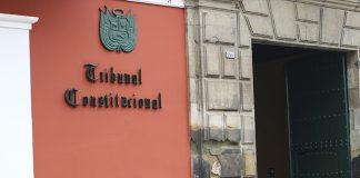 Tribunal Constitucional - Foto: Ideeleradio