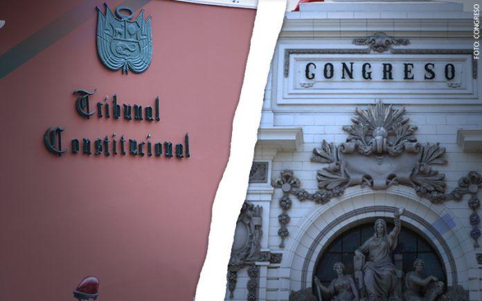 Tribunal Constitucional - Parlamento (Foto: Congreso)