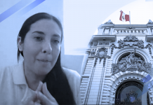 Alexandra Ames - Congreso (Foto: Parlamento)