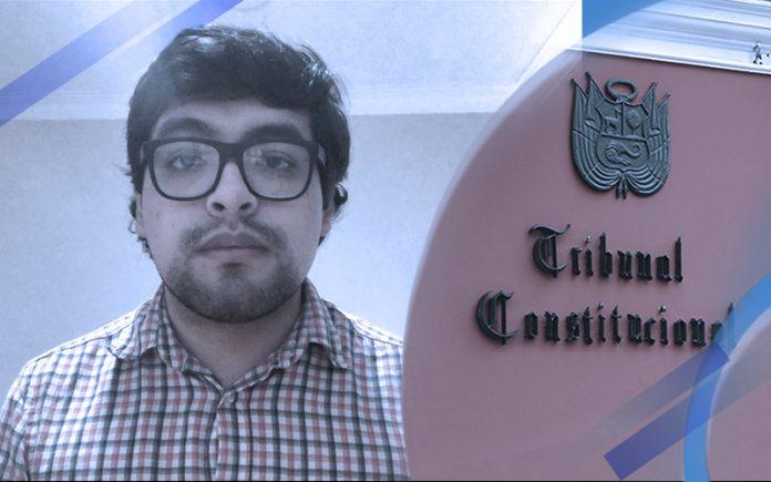 Álvaro Másquez - Tribunal Constitucional - Ideeleradio