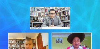Glatzer Tuesta - Juan Carlos Ruiz - Cecilia Paniura - Ideeleradio
